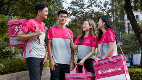 foodpanda 年度排行榜出爐,台灣人最喜歡的外送美食是?
