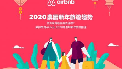 Airbnb 亞太地區新年旅遊趨勢報告:與家人在一起,四海都是家