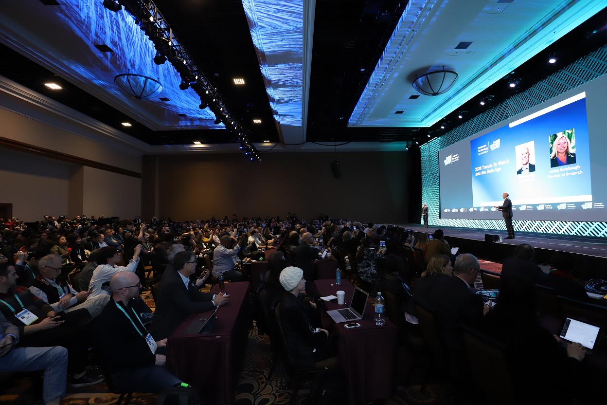 CES 2020盛大開幕 大廠齊聚強推創品
