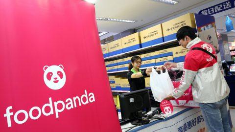 foodpanda熊貓商城正式營運 全台近兩千家日用品業者上線