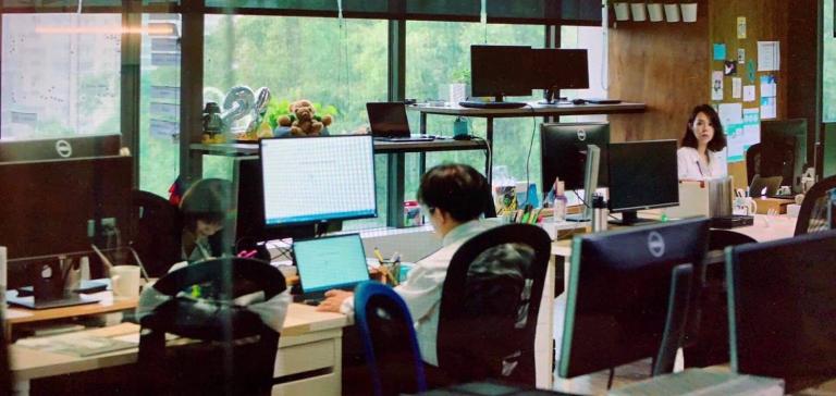 噬罪者_25sprout 辦公室