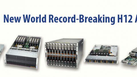 Supermicro推全新AMD EPYC處理器 創27項性能基準評測世界紀錄