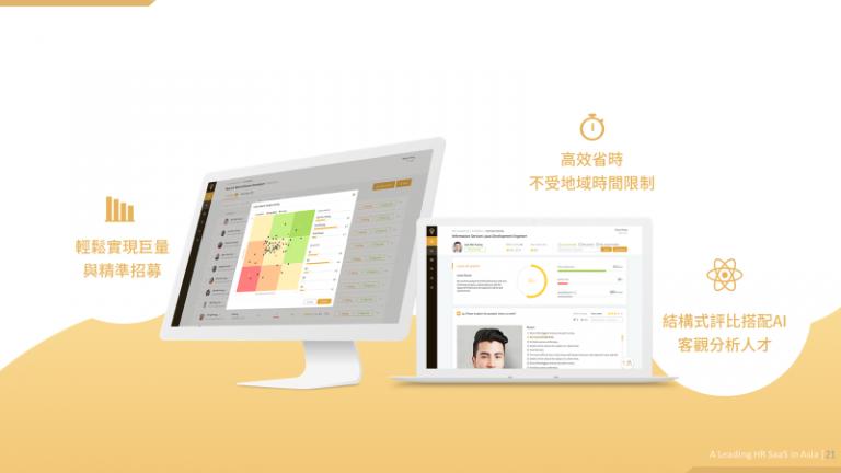 Lasso AI 線上面試,是更數位化的面試工具。