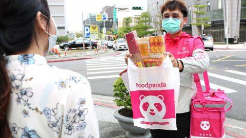 跨界合作!foodpanda 也能送清明祭祀用品