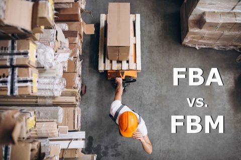 什麼是亞馬遜賣家一定要會知識?|什麼是FBA 與FBM |有效交互使用節省成本進軍海外市場