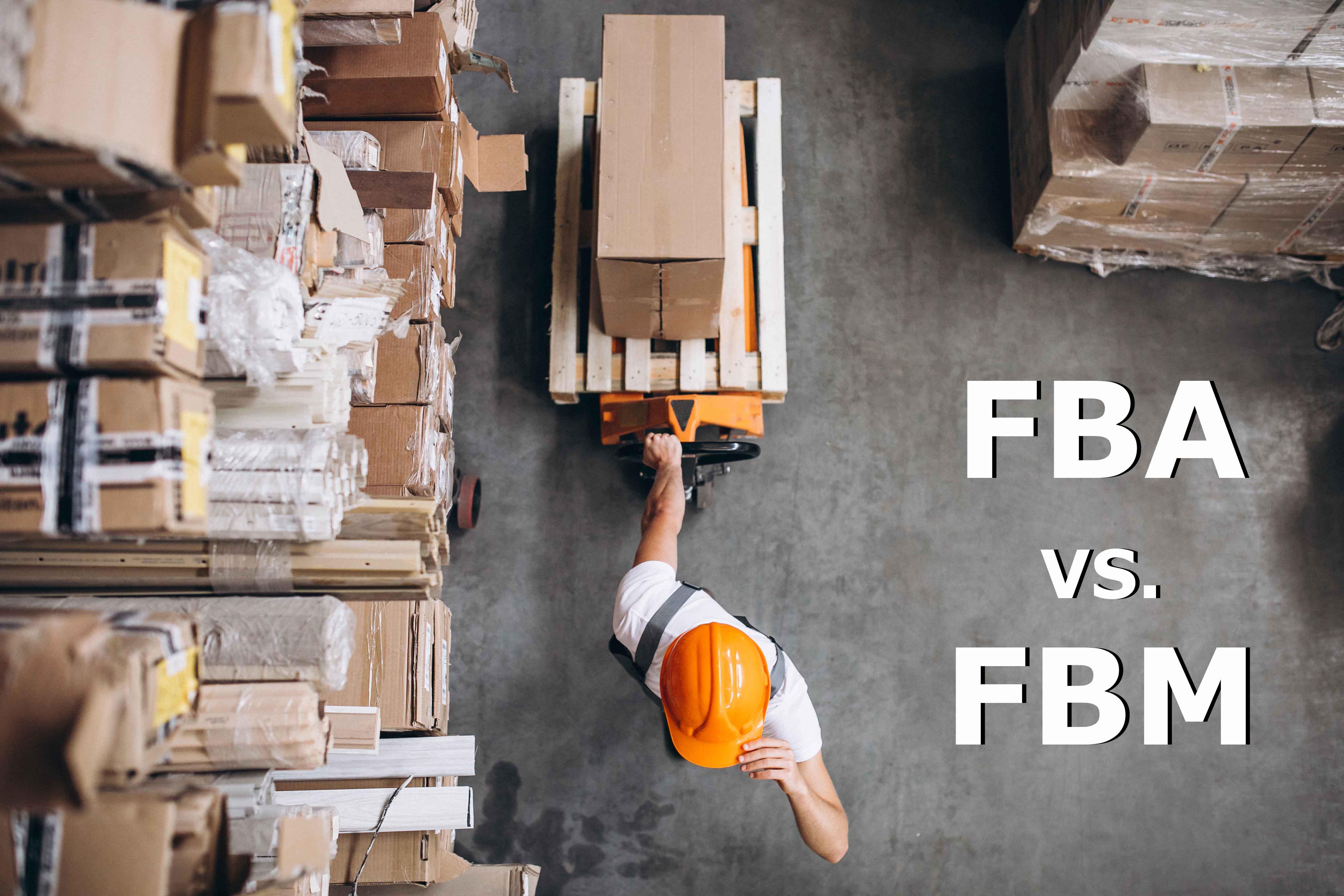 什麼是亞馬遜賣家一定要會知識? 什麼是FBA 與FBM  有效交互使用節省成本進軍海外市場