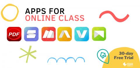 線上教學新趨勢,運用數位工具拉近師生學習距離