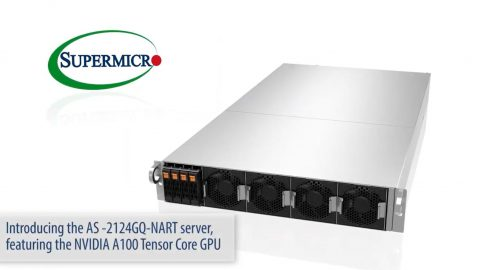 Supermicro 全新系統採 NVIDIA Ampere架構GPU 助企業執行 AI 深度學習