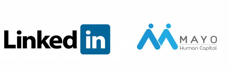 MAYO 是LinkedIn在台灣的服務商