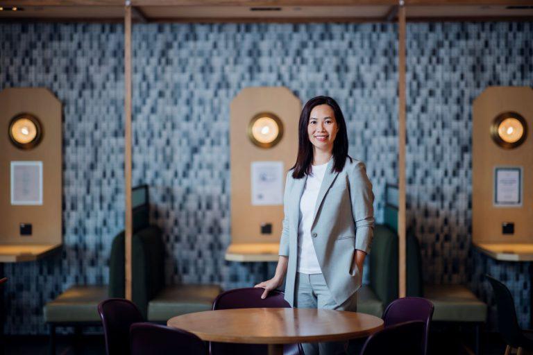WeWork 台灣及香港區總經理葉秀蘭表示,新冠疫情讓企業開始正視營運持續計畫(Business Continuity Planning,簡稱BCP)的重要性。