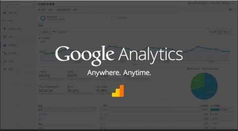 問卷調查必知的 Google Analytics 後台