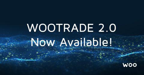 加密貨幣暗池WOOTRADE正式升級至2.0版本!