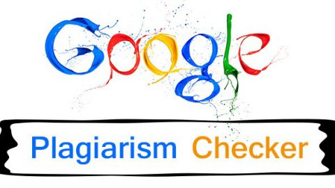 GOOGLE PLAGIARISM CHECKER FOR THE CLASS ROOM-HOW IT BENEFICIAL FOR TEACHERS