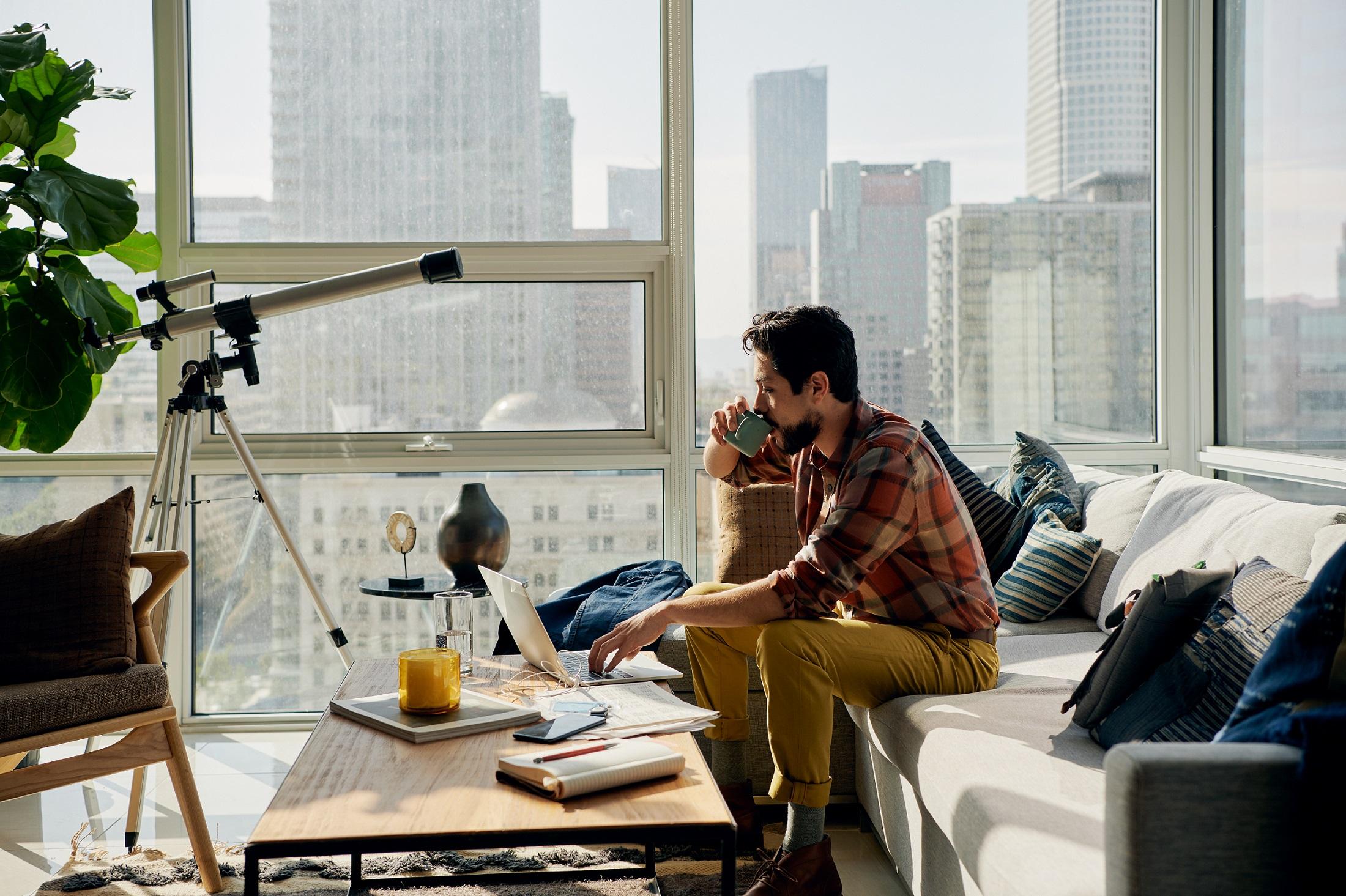 全世界都是我的辦公室!Airbnb 成數位遊牧民族「駐紮」首選