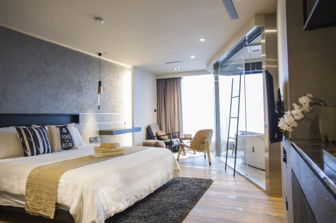 宅度假免塞車!Airbnb 精選都會飯店房源  搭捷運就能找到城市綠洲