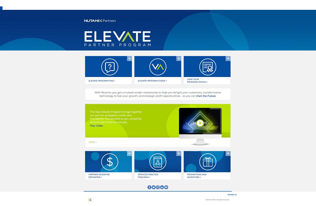 Nutanix .NEXT 線上大會:HCI助力客戶輕鬆實現 IT的真正現代化