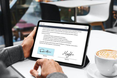 凱鈿「點點簽」與中華電信「快意簽」攜手 打造最高信賴等級的電子簽名服務