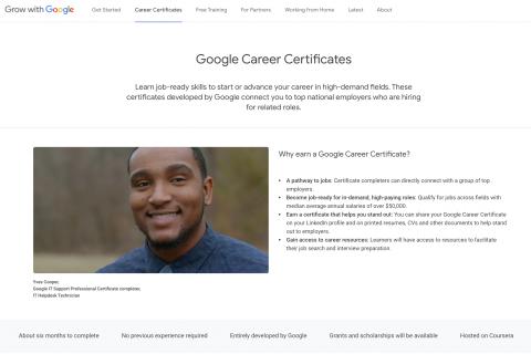 Google會是顛覆大學教育的起始點嗎?