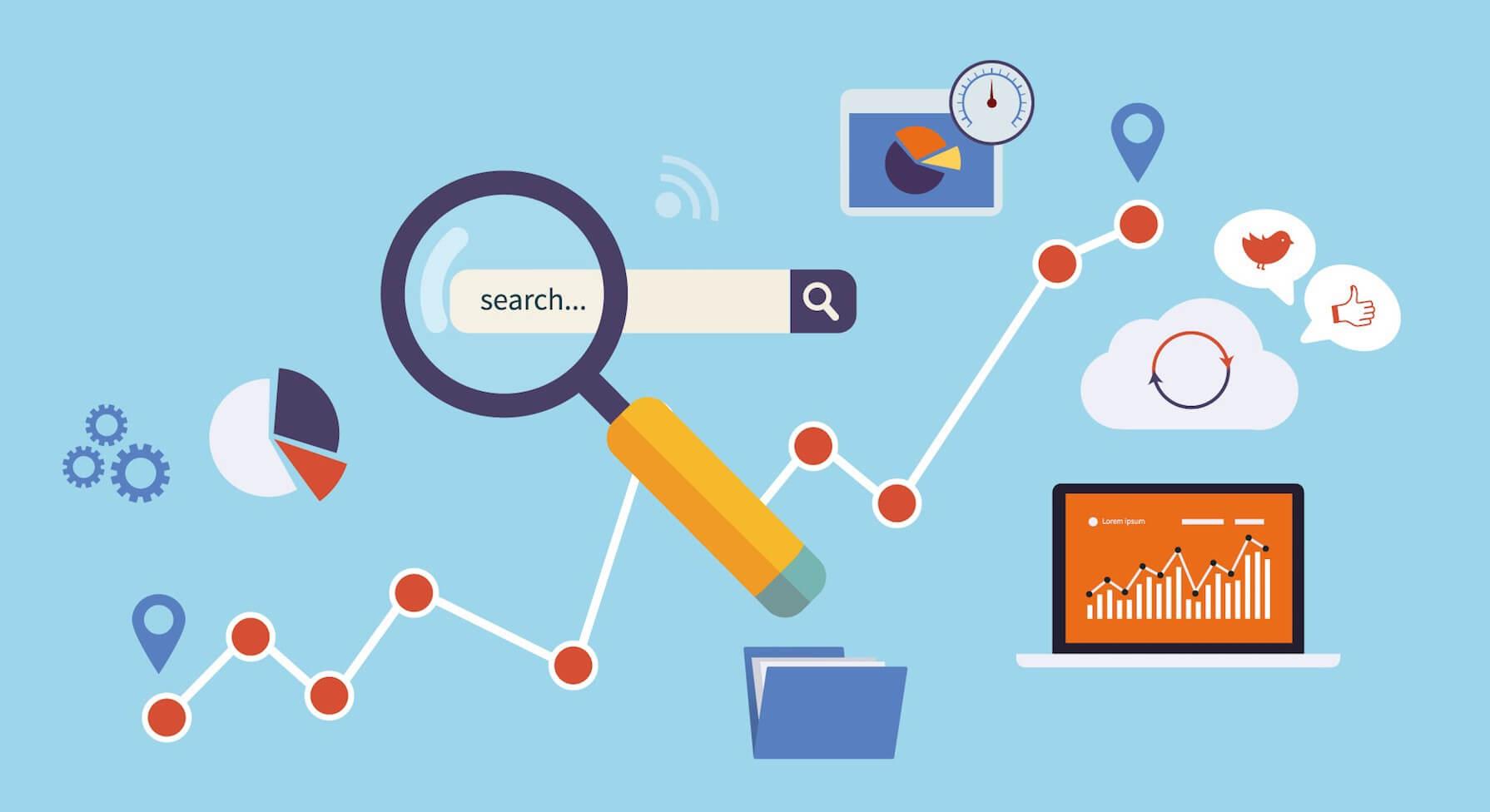 「大千搜尋」- 搜尋引擎過去歷史與未來發展