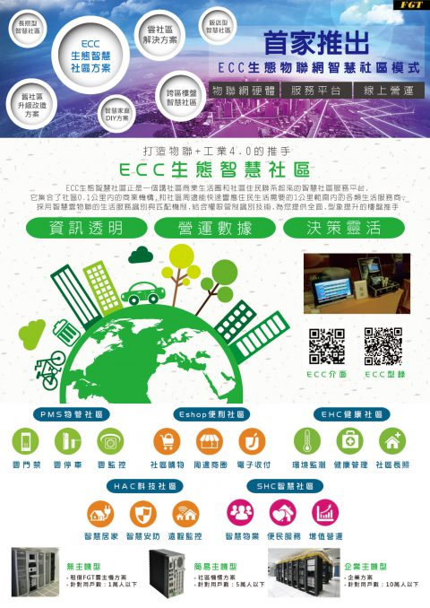 ECC200人工智慧建築系統