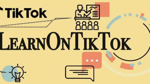 知識型短影音正夯,累積 1.4 億次觀看,TikTok 帶你學語言、懂攝影!