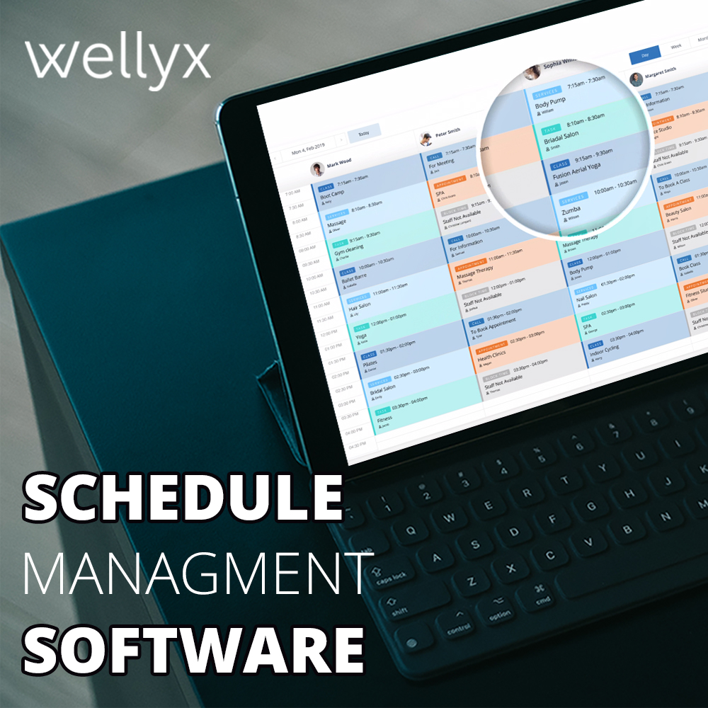 Benefits Of Online Scheduling Management Software