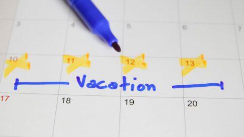 兩大連假到來  未經同意隨意挪假最高將開罰雇主百萬