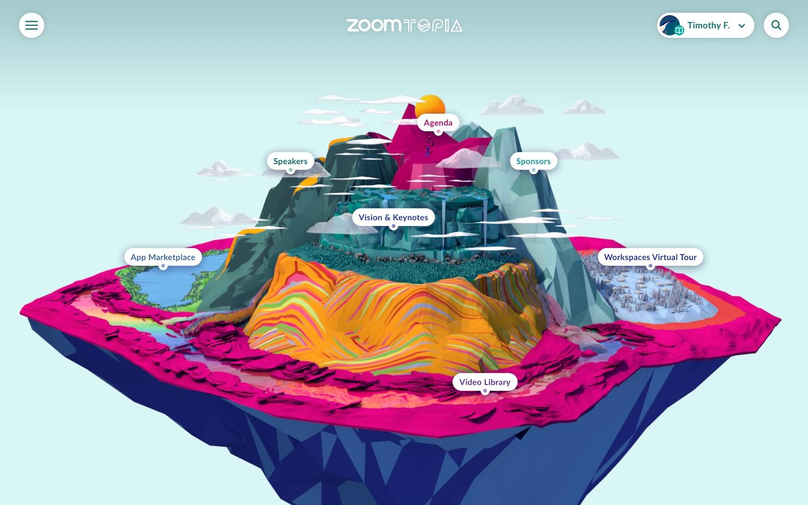 Zoom舉辦Zoomtopia 2020 開啟通訊新紀元