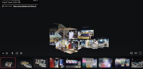 Digital Taipei 2020首度線上開展,集結全球最夯的數位科技應用