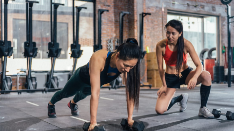 How can CBD products help in workout