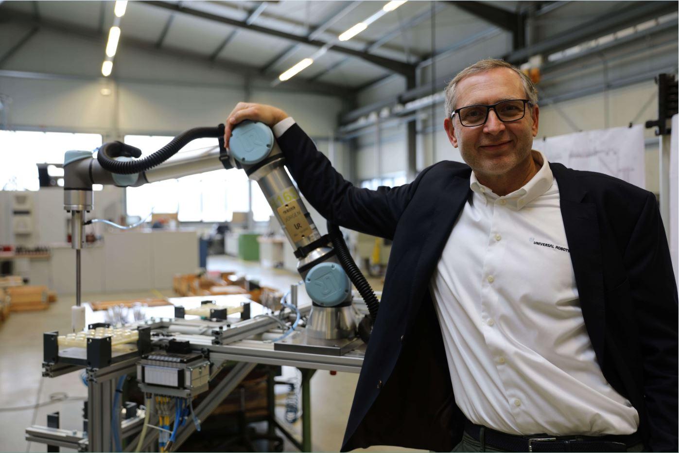 Universal Robots協作型機器人全球累計銷售達5萬台! 引領協作型自動化市場創下新里程碑