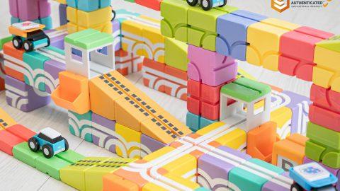 Qbi益智磁吸軌道玩具重磅回歸 創紀錄・7天募資成績破千萬