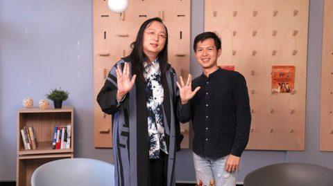 VoiceTube 攜唐鳳獨家開設全台首堂「數位民主英文課」!