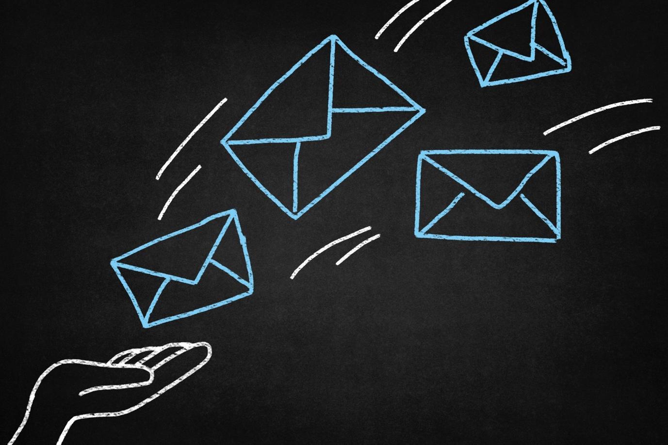 行銷郵件的平均開信率以及點擊率是多少?怎麼才算健康的指標?