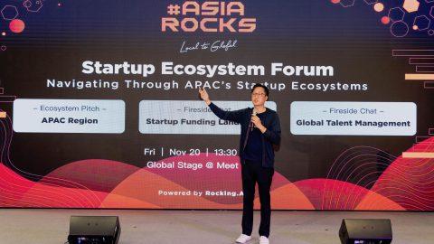 #AsiaRocks 召集亞太各方意見領袖討論疫情下的募資前景與全球人才管理
