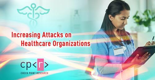 疫情再起導致醫療機構網路攻擊遽增  Check Point提出五大防範建議