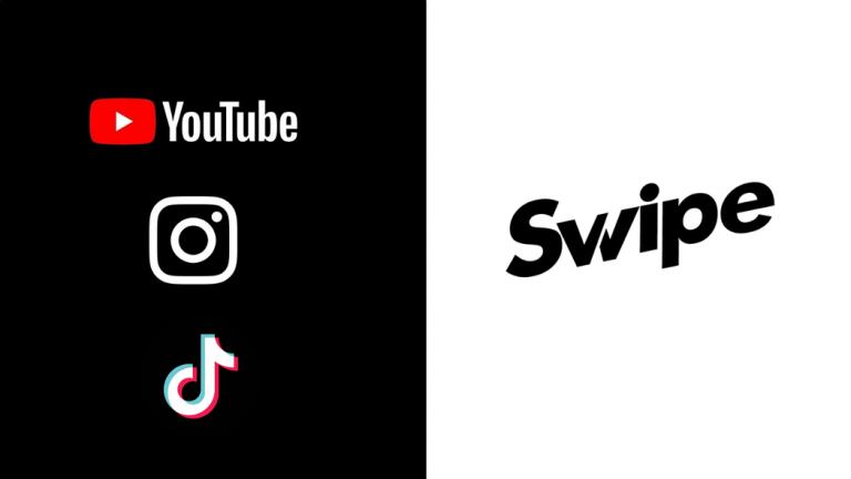 線上舞蹈課程怎麼選?YouTube、IG、TikTok 之外,Swipe 成為最多人選擇的方式