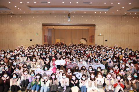 台灣女性創業指數全球第四!女力學院逆勢起飛 千名學員搶上課