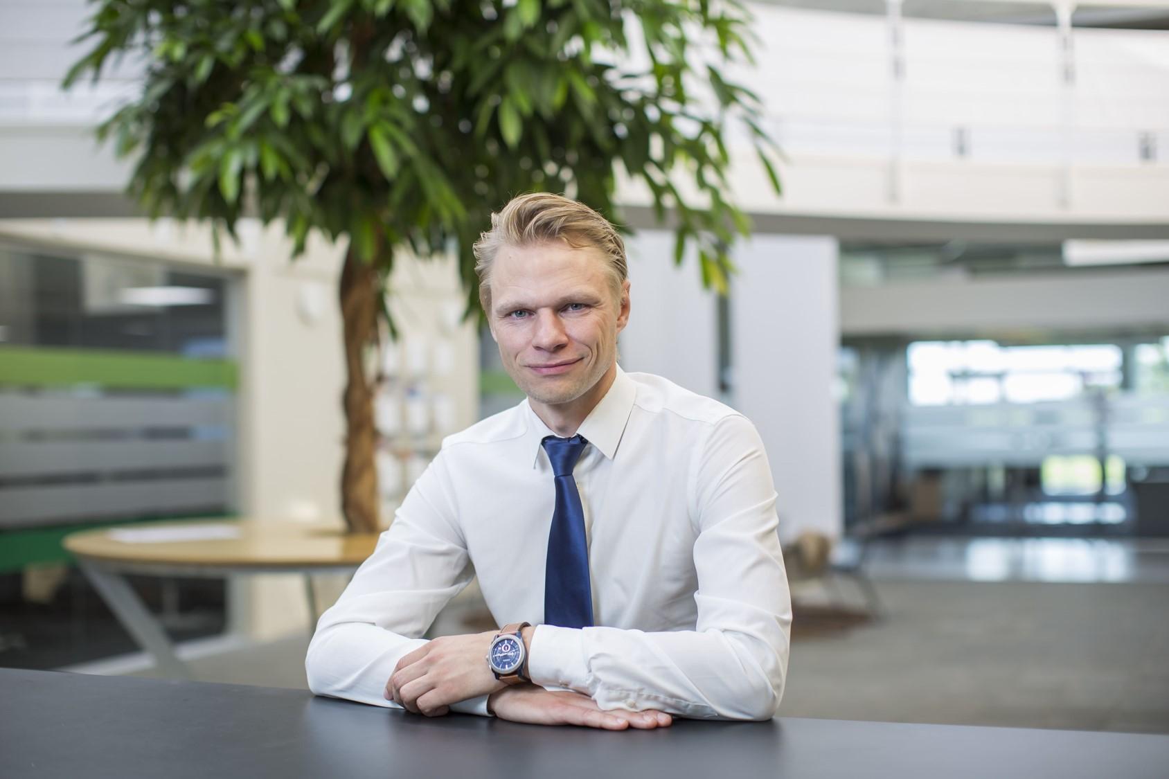 Kim Povlsen任Universal Robots新總裁  引領協作型機器人成長創新