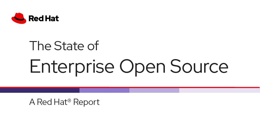 紅帽發布2021年《企業開放原始碼大調查》