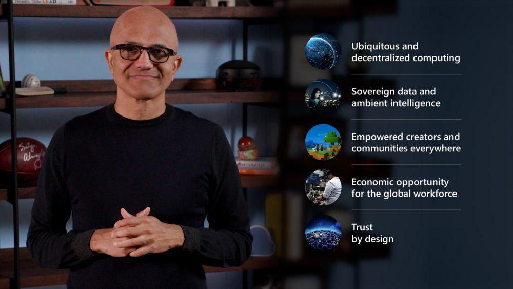 微軟Ignite 2021大會:為全新的未來發出驚嘆