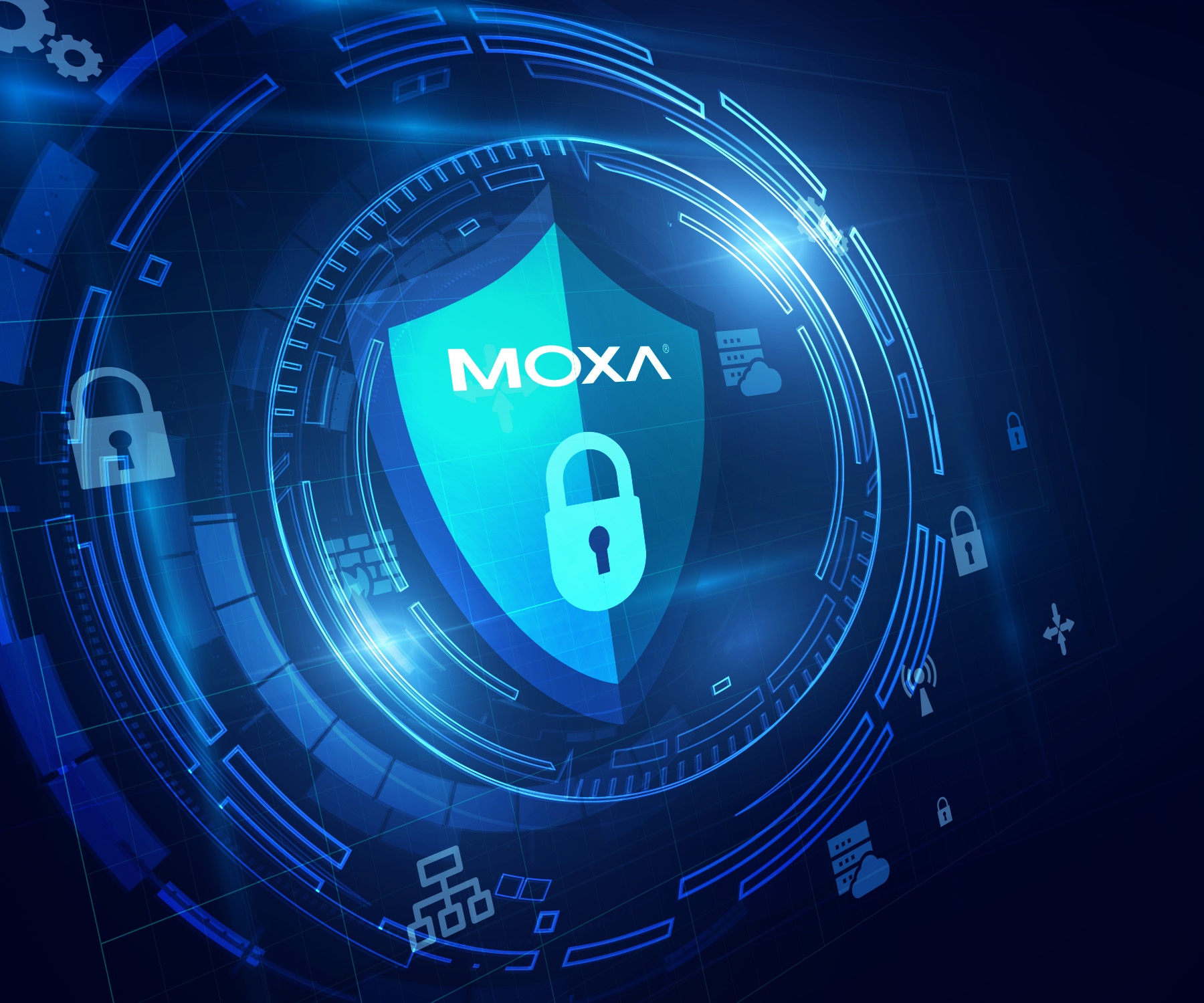 Moxa獲 IEC 62443-4-1認證  推進工業網路設備原生安全功能