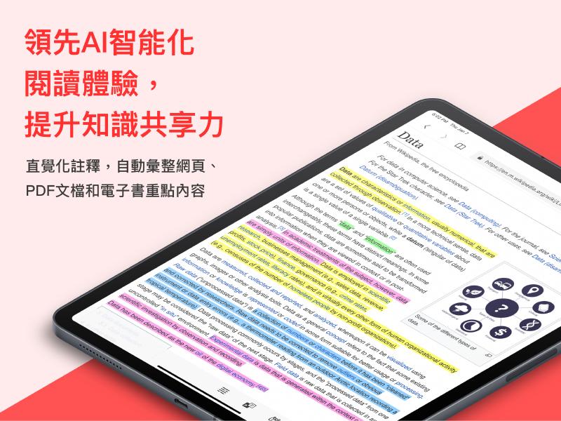 凱鈿Markup導入AI自動摘要技術,打造智能數位閱讀體驗
