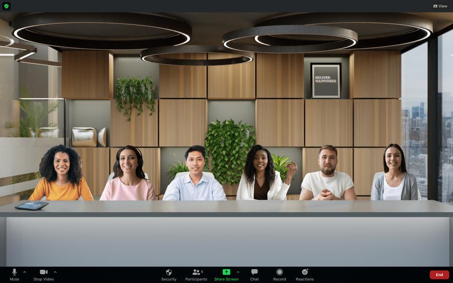 Zoom 大幅提升協作與視訊體驗!沉浸式場景、消失筆、更多表情符號與 Zoom Chat 管理即刻上線