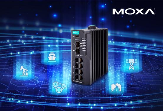 Moxa推出多合一工業安全路由器 保護工業應用滴水不漏